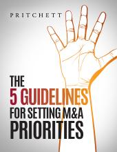 5 Guidelines For Setting M&A Priorities