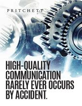 High-Quality Communication Rarely Ever Occurs By Accident