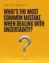 Most Common Mistake dealing with uncertainty