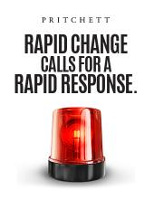 Rapid Change Calls For A Rapid Response