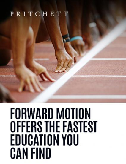 Forward Motion Offers The Fastest Education You Can Find
