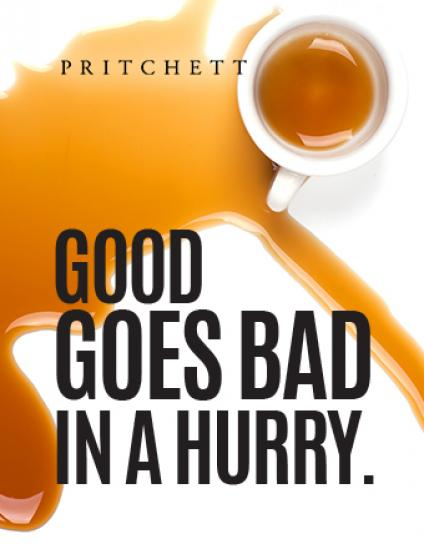 Good Goes Bad In A Hurry