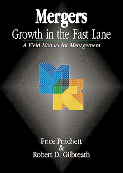 Mergers growth in the fast lane