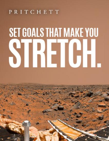 Set Goals That Make You Stretch